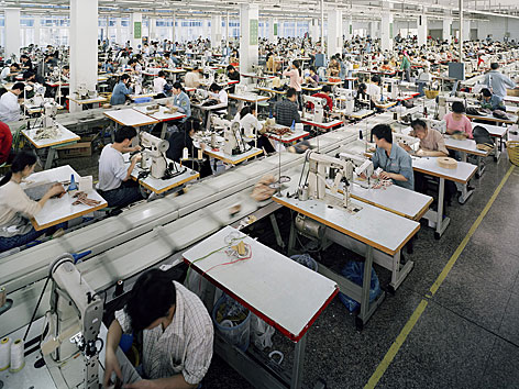 Adidas Shoes Manufacturing Process