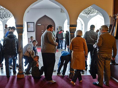 Tag der offenen Moschee im Islamischen Zentrum Wien